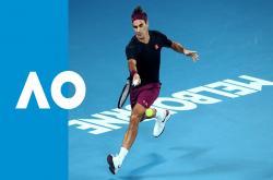 Những pha bóng hay nhất Roger Federer tại Australian Open 2020