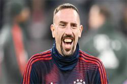 Ribery, cây hài sinh ra từ bi kịch