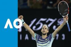 Dominic Thiem 3-1 Nadal (Tứ kết Australia Open 2020)