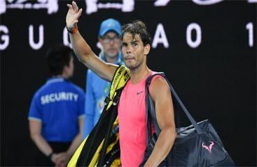 Nadal thua Thiem ở tứ kết Australian Open 2020