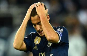 Nỗi thất vọng mang tên Eden Hazard
