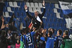 Gian Piero Gasperini trở lại Champions League: Đem bóng đá tấn công tới trời Âu