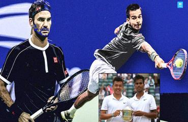Mỹ mở rộng 2019: Nhìn Federer thắng nhọc Nagal lại ngậm ngùi Hoàng Nam