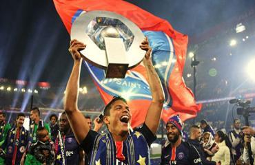 Thiago Silva rời PSG vào cuối mùa: Khép lại một kỷ nguyên