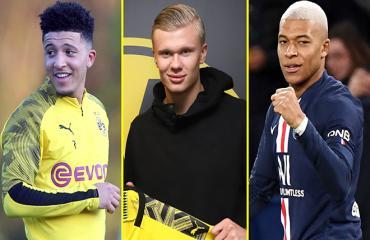 Dortmund vs PSG: Sàn diễn của các sao trẻ
