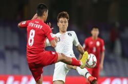 Kyrgyzstan 0-1 Hàn Quốc (bảng C - Asian Cup 2019)