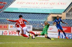 Quảng Nam 1-3 TP.HCM (Vòng 1 V-League 2020)