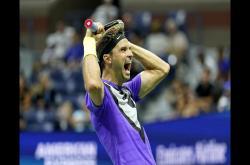 Grigor Dimitrov 3-2 Federer (Tứ kết US Open 2019)