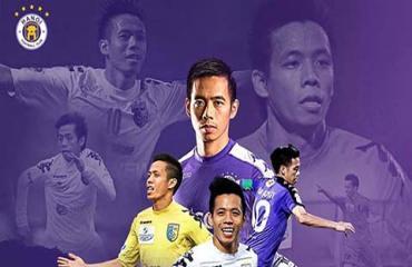 Văn Quyết ký hợp đồng kỷ lục với Hà Nội FC
