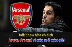 Arsenal trước nửa cuối mùa giải (Nhà vô địch 12/02)