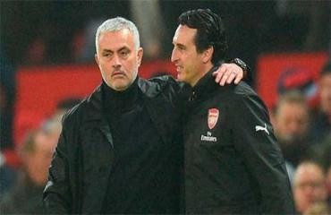 Arsenal được giục sa thải Emery, mời Mourinho kế nhiệm