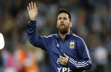 HLV Scaloni: 'Argentina khát danh hiệu chứ Messi thì không'