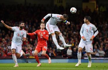 Xứ Wales 1-4 Tây Ban Nha (Giao hữu Quốc tế 2018)