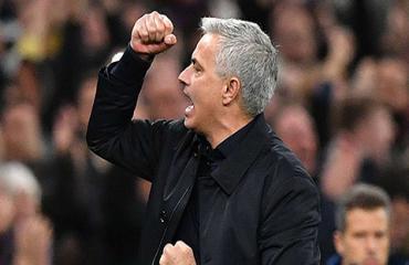 Juventus muốn tránh Tottenham của Mourinho ở Champions League