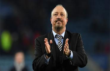 HLV Benitez sắp trở lại Anh làm việc