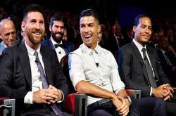 Ramos muốn lập giải thưởng Quả bóng Vàng cho riêng Ronaldo và Messi