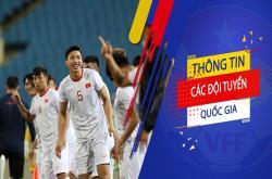 Buổi tập cuối cùng của ĐT Việt Nam trước cuộc đối đầu UAE