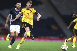 Scotland 0-4 Bỉ (Vòng loại EURO 2020)