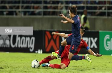 Ông Park: 'Thái Lan chơi có đẹp đâu mà phán xét Việt Nam'