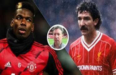 Huyền thoại Liverpool khuyên Pogba bớt hỗn láo, học cách tiếp thu