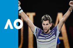 Dominic Thiem 3-1 Alexander Zverev (Bán kết Australia Open 2020)