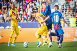 Levante 3-1 Barca (Vòng 12 La Liga 2019/20)