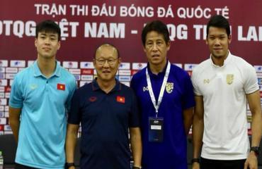 Duy Mạnh sẵn sàng đối đầu với 'sát thủ' tuyển Thái Lan