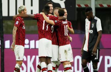 Milan ngược dòng hạ Juventus: Chiến thắng danh dự của Stefano Pioli