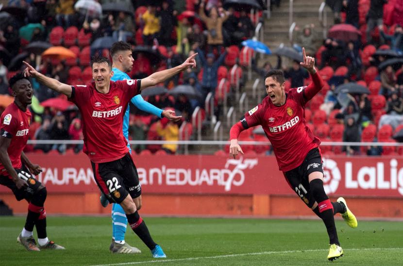 Mallorca 4-1 Valencia (Vòng 20 La Liga 2019/20)