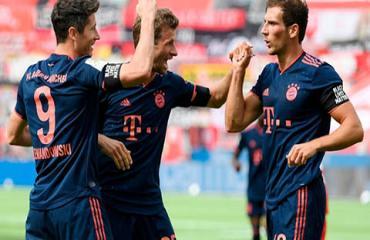 Bayern và 2 CLB còn cơ hội giành 'cú ăn ba' ở mùa giải 2019/20
