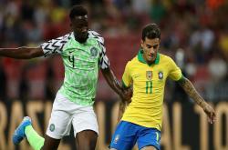 Brazil 1-1 Nigeria (Giao hữu quốc tế 2019)