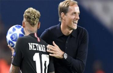 Tuchel chê Neymar không có tố chất thủ quân
