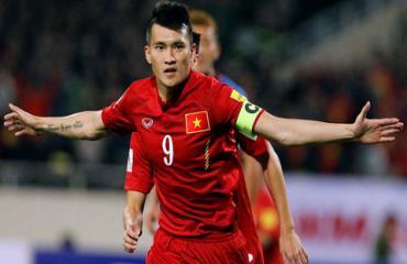 Công Vinh được AFC xếp vào nhóm huyền thoại Đông Nam Á
