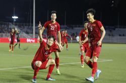 U22 Việt Nam: Cánh buồn đỏ thắm