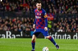 Messi vắng mặt ở đại chiến với Inter Milan