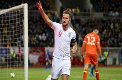 Kosovo 0-4 Anh (Vòng loại EURO 2020)