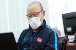 Thầy Park tính toán chiến thuật mới cho ĐT Việt Nam