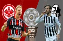 Frankfurt vs Freiburg, 01h30 ngày 27/5: Khao khát trời Âu