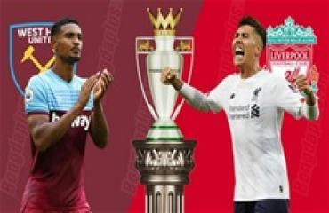 West Ham vs Liverpool, 02h45 ngày 30/1: Không thể cản cơn lốc Đỏ