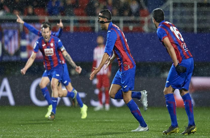 Eibar 2-0 Atletico (Vòng 20 La Liga 2019/20)