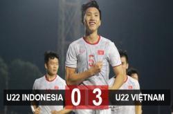 U22 Indonesia 0-3 U22 Việt Nam: Việt Nam giành HCV lịch sử sau 60 năm chờ đợi