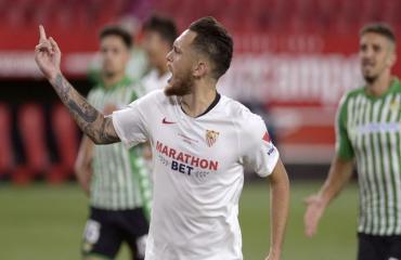 BÓNG ĐÁ HÔM NAY 12/6: Thực hư chuyện MU mua Tolisso. Sevilla thắng lớn ngày La Liga trở lại