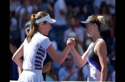 Elina Svitolina 2-0 Johanna Konta (Tứ kết US Open 2019)