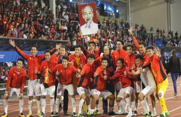 SEA Games 30, Việt Nam đứng thứ 2 bảng tổng sắp huy chương