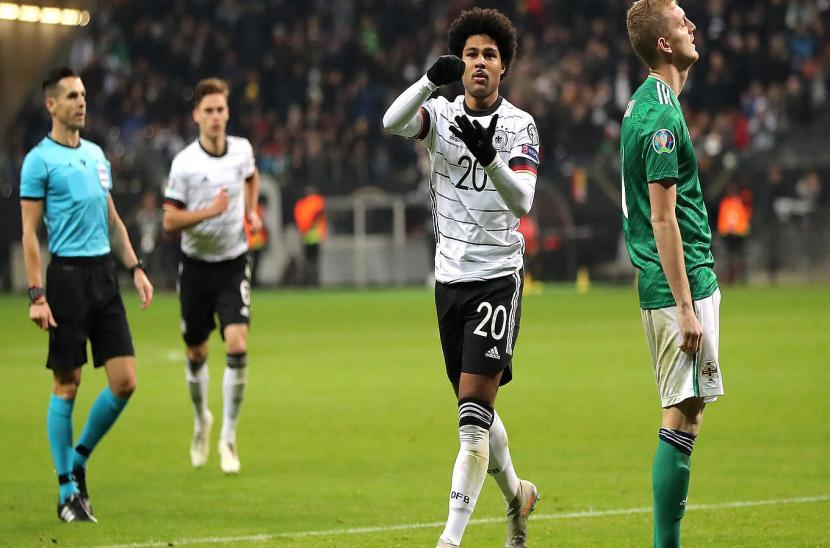 Đức 6-1 Bắc Ireland (Vòng loại EURO 2020)