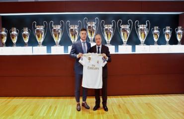 CHUYỂN NHƯỢNG Real 13/6: Công bố hợp đồng của Ferland. Đã phá kỷ lục chi tiêu của năm 2009