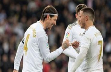 La Liga: Hazard trở lại sau 81 ngày, Messi lần đầu tịt ngòi 4 trận sau 4 năm