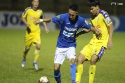 Quảng Ninh 4-2 Hà Nội FC (Vòng 26 V.League 2019)