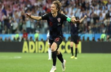 Mùa giải của Modric giờ mới bắt đầu?