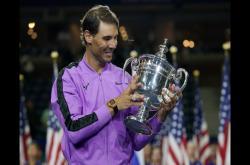 Nadal 3-2 Daniil Medvedev (Chung kết US Open 2019)